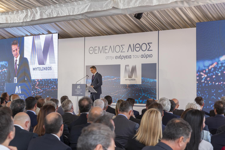 """Προσκλητήριο Μητσοτάκη για """"πράσινες"""" επενδύσεις - Ευ. Μυτιληναίος: αυτή πρέπει να είναι η εθνική γραμμή"""