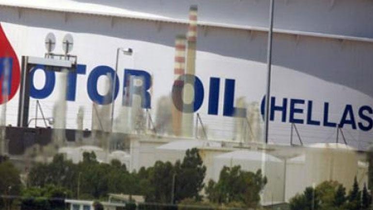 Επείγον περιστατικό στις εγκαταστάσεις της Motor Oil στους Αγίους Θεοδώρους